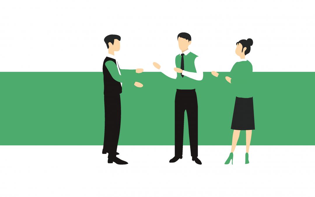 Vendita B2B: comunicare la propria visione
